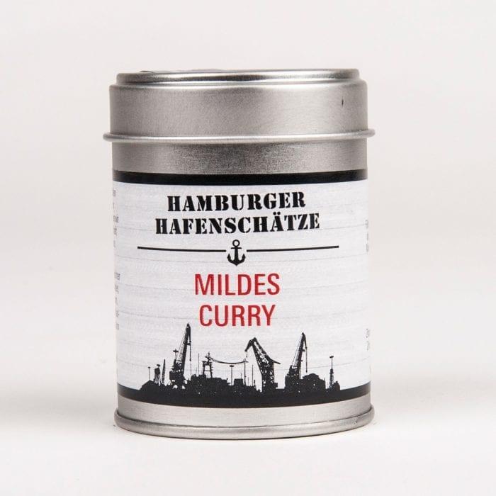 Mildes Curry - aromatisch mir nur leichter Schärfe