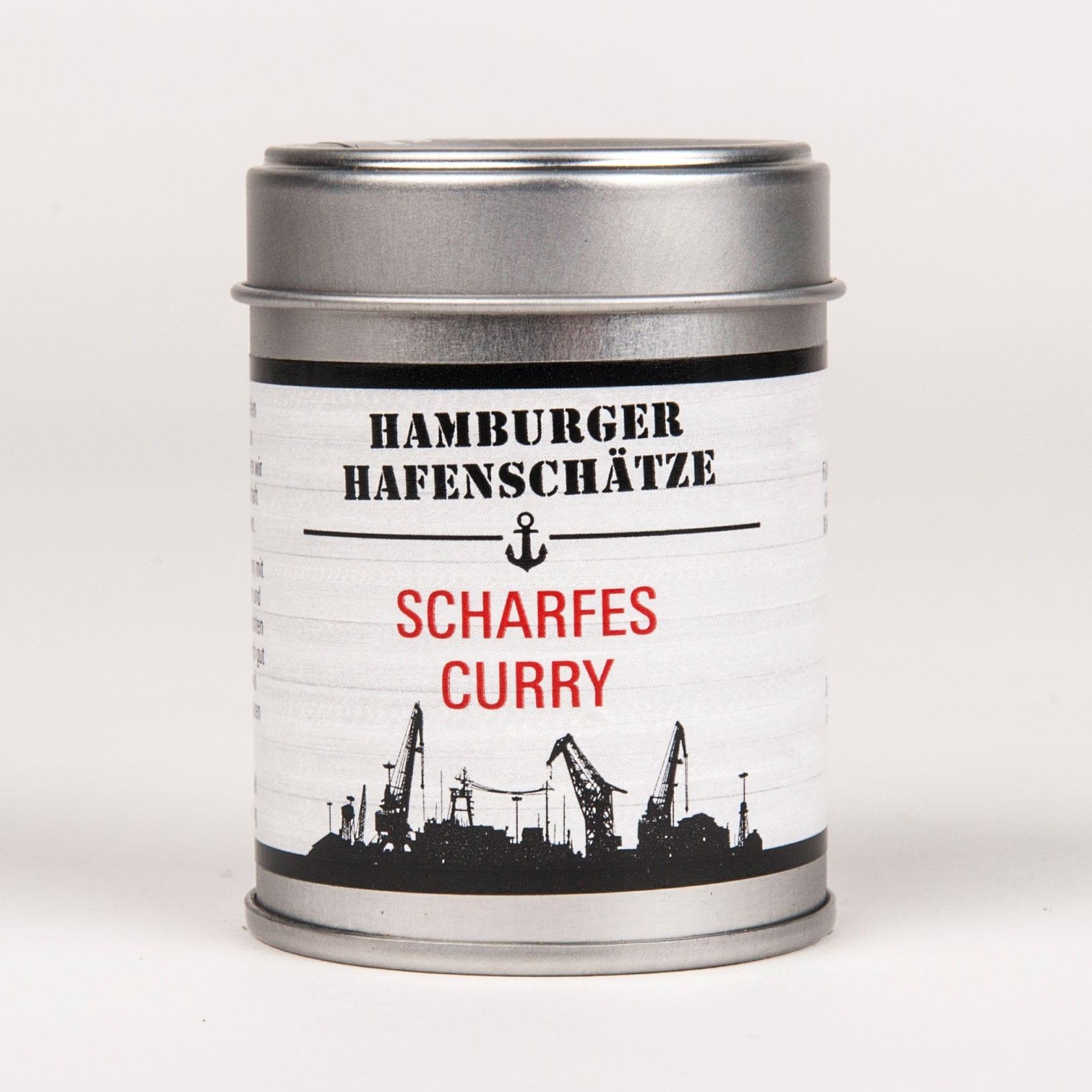 Scharfes Curry für Lamm, Rind & Saucen